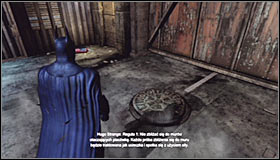 After the fight, listen to Hugo Stranges comment and talk with the saved political prisoners #1 - Gain access to Wonder Tower | Main story - Main story - Batman: Arkham City Game Guide