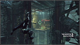 13 - Gain access to Wonder Tower | Main story - Main story - Batman: Arkham City Game Guide