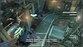 2 - Climb the observation deck to stop Protocol 10 | Main story - Main story - Batman: Arkham City Game Guide