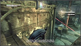 4 - Climb the observation deck to stop Protocol 10 | Main story - Main story - Batman: Arkham City Game Guide