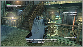 5 - Climb the observation deck to stop Protocol 10 | Main story - Main story - Batman: Arkham City Game Guide