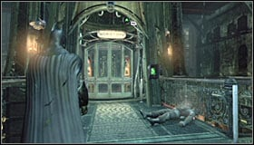 7 - Climb the observation deck to stop Protocol 10 | Main story - Main story - Batman: Arkham City Game Guide