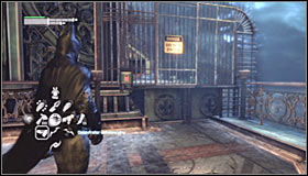 12 - Climb the observation deck to stop Protocol 10 | Main story - Main story - Batman: Arkham City Game Guide