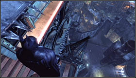 13 - Climb the observation deck to stop Protocol 10 | Main story - Main story - Batman: Arkham City Game Guide