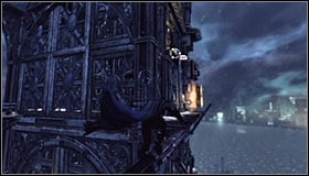 18 - Climb the observation deck to stop Protocol 10 | Main story - Main story - Batman: Arkham City Game Guide