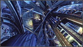 22 - Climb the observation deck to stop Protocol 10 | Main story - Main story - Batman: Arkham City Game Guide
