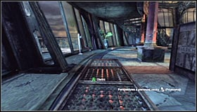 The shaft can take you to two different places - Climb the observation deck to stop Protocol 10 | Main story - Main story - Batman: Arkham City Game Guide