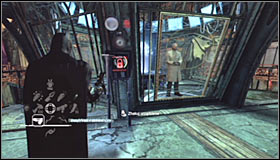 28 - Climb the observation deck to stop Protocol 10 | Main story - Main story - Batman: Arkham City Game Guide