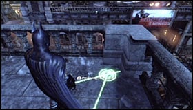 2 - Watcher in the Wings | Side missions - Side missions - Batman: Arkham City Game Guide