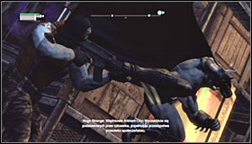 5 - Fragile Alliance - p. 1 - Side missions - Batman: Arkham City - Game Guide and Walkthrough