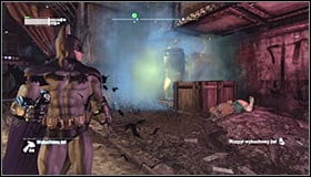 It of course would be best to attack them by surprise #1 - Fragile Alliance - p. 1 | Side missions - Side missions - Batman: Arkham City Game Guide