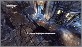 The fifth container can be found inside the Museum, in the War Room located in the south part of the building #1 - Fragile Alliance - p. 2 | Side missions - Side missions - Batman: Arkham City Game Guide