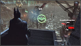 2 - AR Training - Side missions - Batman: Arkham City - Game Guide and Walkthrough