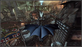 Now you can head to the Industrial District substation in the south-east part of Arkham City #1 - Shot in the Dark - p. 2 | Side missions - Side missions - Batman: Arkham City Game Guide