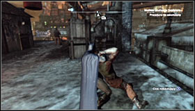 4 - Shot in the Dark - p. 2 | Side missions - Side missions - Batman: Arkham City Game Guide