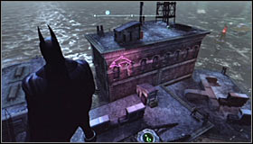 Your next objective is reaching the Amusement Mile substation in the north-east corner of Arkham City #1 - Shot in the Dark - p. 2 | Side missions - Side missions - Batman: Arkham City Game Guide
