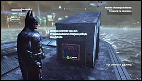 7 - Shot in the Dark - p. 2 | Side missions - Side missions - Batman: Arkham City Game Guide