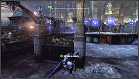 12 - Shot in the Dark - p. 2 | Side missions - Side missions - Batman: Arkham City Game Guide