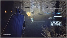 4 - Identity Theft | Side missions - Side missions - Batman: Arkham City Game Guide