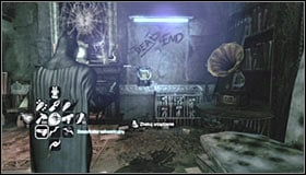 15 - Identity Theft - Side missions - Batman: Arkham City - Game Guide and Walkthrough