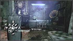 15 - Identity Theft | Side missions - Side missions - Batman: Arkham City Game Guide