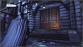3 - Remote Hideaway | Side missions - Side missions - Batman: Arkham City Game Guide