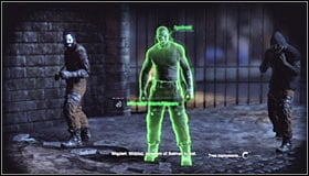 4 - Enigma Conundrum (riddles 1-9) - Side missions - Batman: Arkham City - Game Guide and Walkthrough