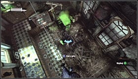 6 - Enigma Conundrum (riddles 1-9) - Side missions - Batman: Arkham City - Game Guide and Walkthrough