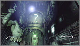 10 - Enigma Conundrum (riddles 1-9) - Side missions - Batman: Arkham City - Game Guide and Walkthrough