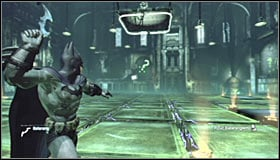 11 - Enigma Conundrum (riddles 1-9) | Side missions - Side missions - Batman: Arkham City Game Guide