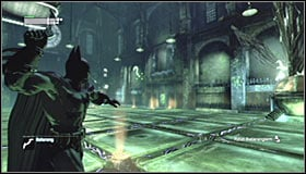 12 - Enigma Conundrum (riddles 1-9) - Side missions - Batman: Arkham City - Game Guide and Walkthrough