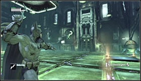 13 - Enigma Conundrum (riddles 1-9) - Side missions - Batman: Arkham City - Game Guide and Walkthrough