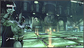 14 - Enigma Conundrum (riddles 1-9) - Side missions - Batman: Arkham City - Game Guide and Walkthrough