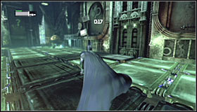 15 - Enigma Conundrum (riddles 1-9) | Side missions - Side missions - Batman: Arkham City Game Guide