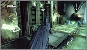 Doing so will lead to two new paths to appear #1 - Enigma Conundrum (riddles 1-9) | Side missions - Side missions - Batman: Arkham City Game Guide