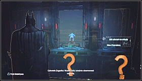 21 - Enigma Conundrum (riddles 1-9) - Side missions - Batman: Arkham City - Game Guide and Walkthrough