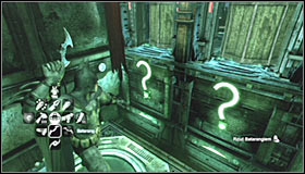 22 - Enigma Conundrum (riddles 1-9) | Side missions - Side missions - Batman: Arkham City Game Guide