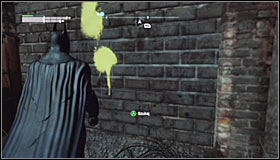 2 - Enigma Conundrum (riddles 10-15) - Side missions - Batman: Arkham City - Game Guide and Walkthrough