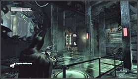 14 - Enigma Conundrum (riddles 10-15) - Side missions - Batman: Arkham City - Game Guide and Walkthrough