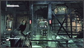 15 - Enigma Conundrum (riddles 10-15) | Side missions - Side missions - Batman: Arkham City Game Guide