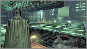 21 - Enigma Conundrum (riddles 10-15) - Side missions - Batman: Arkham City - Game Guide and Walkthrough