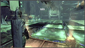 23 - Enigma Conundrum (riddles 10-15) - Side missions - Batman: Arkham City - Game Guide and Walkthrough