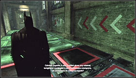 7 - Enigma Conundrum (riddles 16-17) | Side missions - Side missions - Batman: Arkham City Game Guide