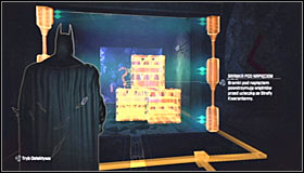 9 - Enigma Conundrum (riddles 16-17) | Side missions - Side missions - Batman: Arkham City Game Guide
