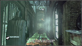 18 - Enigma Conundrum (riddles 16-17) | Side missions - Side missions - Batman: Arkham City Game Guide