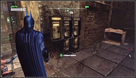 2 - Cold Call Killer - Side missions - Batman: Arkham City - Game Guide and Walkthrough