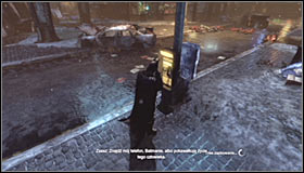 5 - Cold Call Killer - Side missions - Batman: Arkham City - Game Guide and Walkthrough