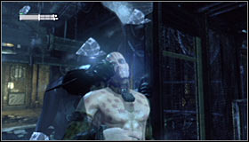 16 - Cold Call Killer - Side missions - Batman: Arkham City - Game Guide and Walkthrough