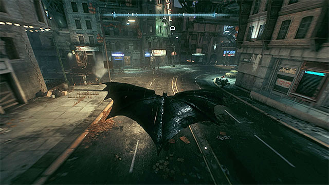 Glide right above the ground level - Achievements / Trophies | Collectibles - Arkham Knight HQ - Collectibles - Arkham Knight HQ - Batman: Arkham Knight Game Guide & Walkthrough