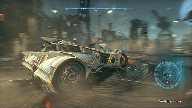 You can drift in a spot - Achievements / Trophies | Collectibles - Arkham Knight HQ - Collectibles - Arkham Knight HQ - Batman: Arkham Knight Game Guide & Walkthrough